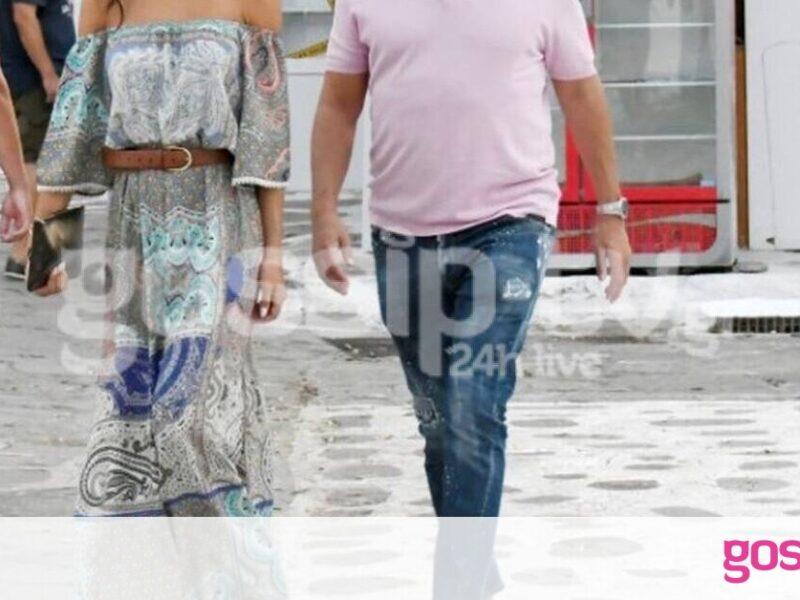 Πρώτο ταξίδι στη Μύκονο για φρεσκοερωτευμένο ζευγάρι της Ελληνικής showbiz
